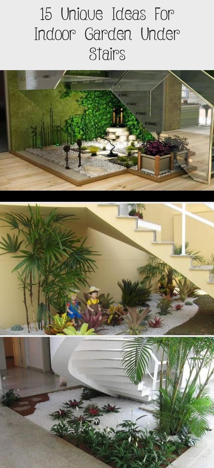My Blog En Blog In 2020 Indoor Garden Under Stairs Fake Plants Decor