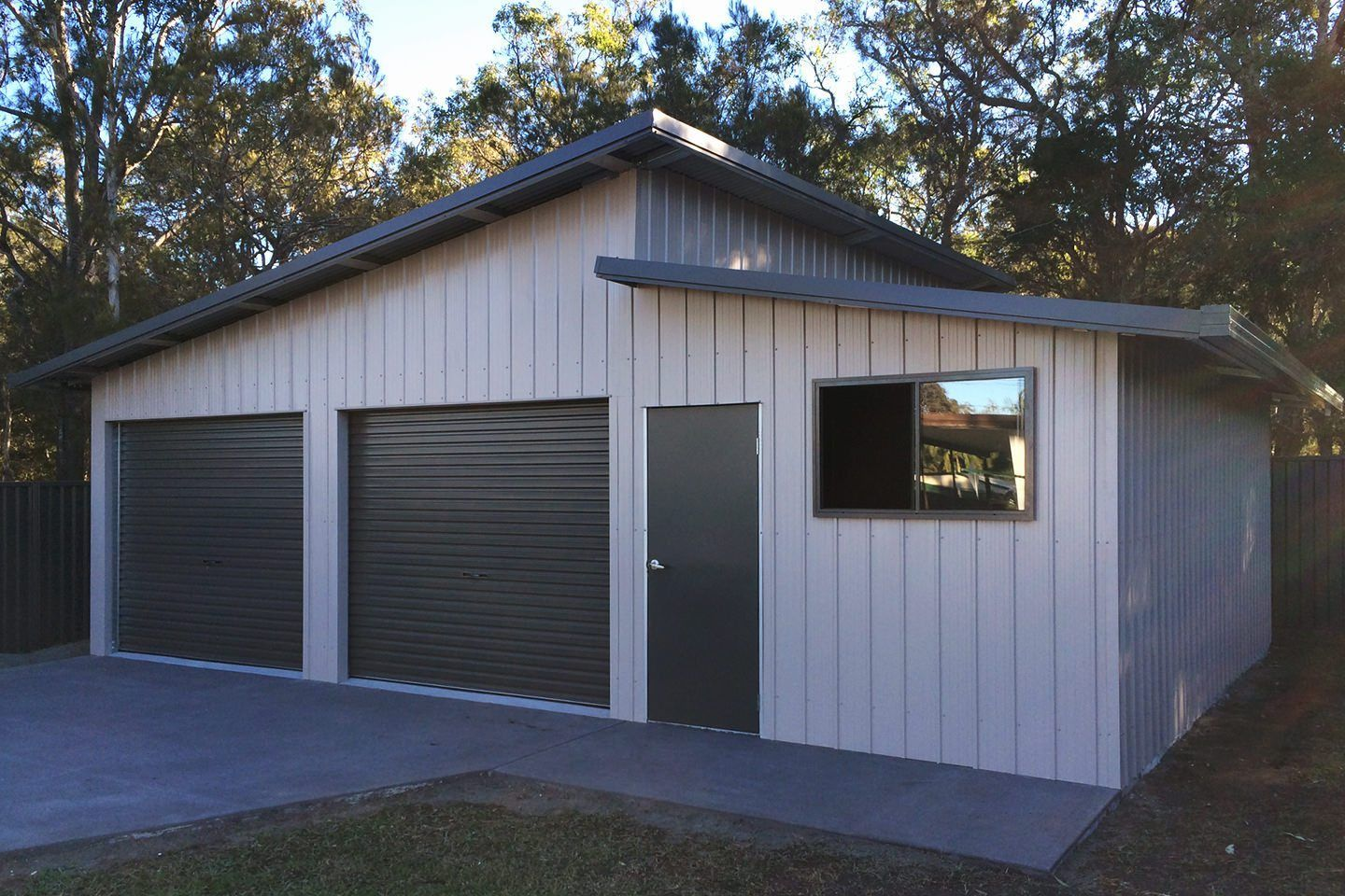Found On Bing From Www Ranbuild Com Au Shed Homes Flat Roof Shed Skillion Roof