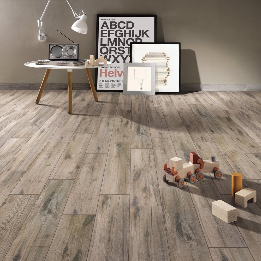 Floor And Tile Decor Mansfield Amber Wood Plank Porcelain Tile  Wood Planks Porcelain