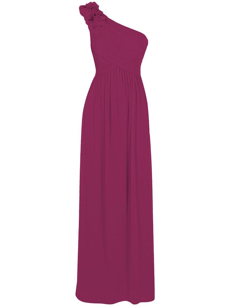 Buy Precis Petite Embellished Maxi Dress, Plum, 8 Online at ...