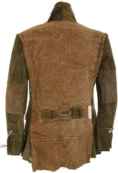 714a53c4570a3 Greg Lauren Duffle Bag Coat in Green for Men (army) - Lyst   Men's ...