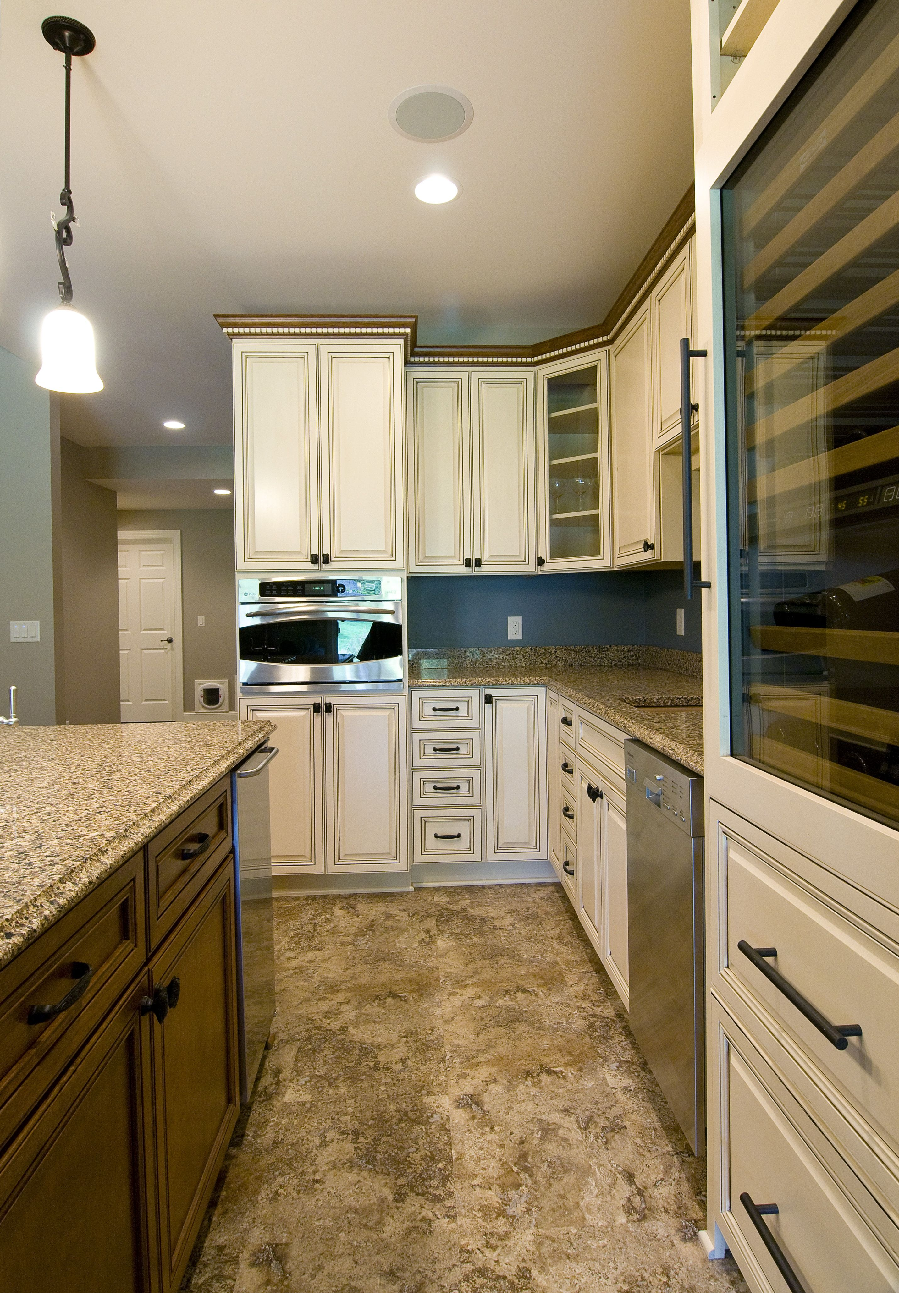 Lower Level Kitchen Basement Kitchenette Kitchen Cabinets Decor Kitchen And Bath Remodeling