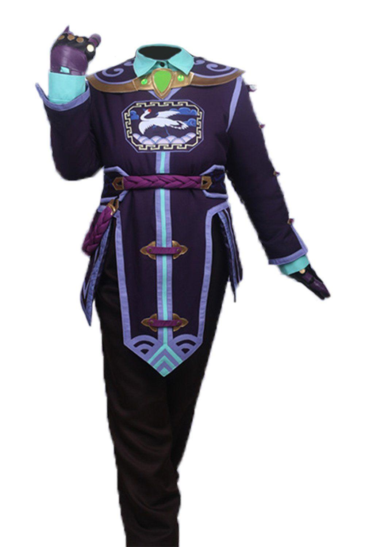 Halloween Costumes 2020 Overwatch Overwatch OW Zombie Mei Outfit Halloween Cosplay Costume in 2020