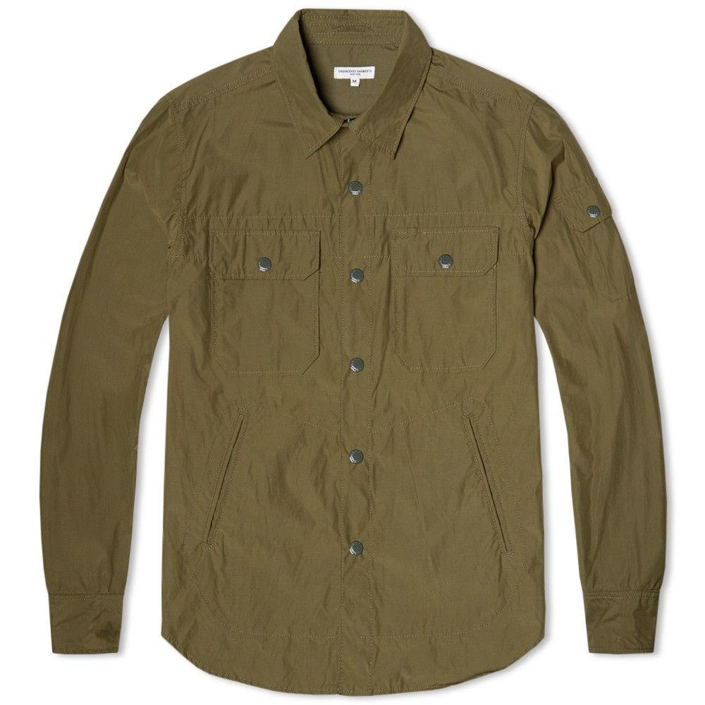 Engineered Garments CPO Shirt Jacket | Engineered garments ...