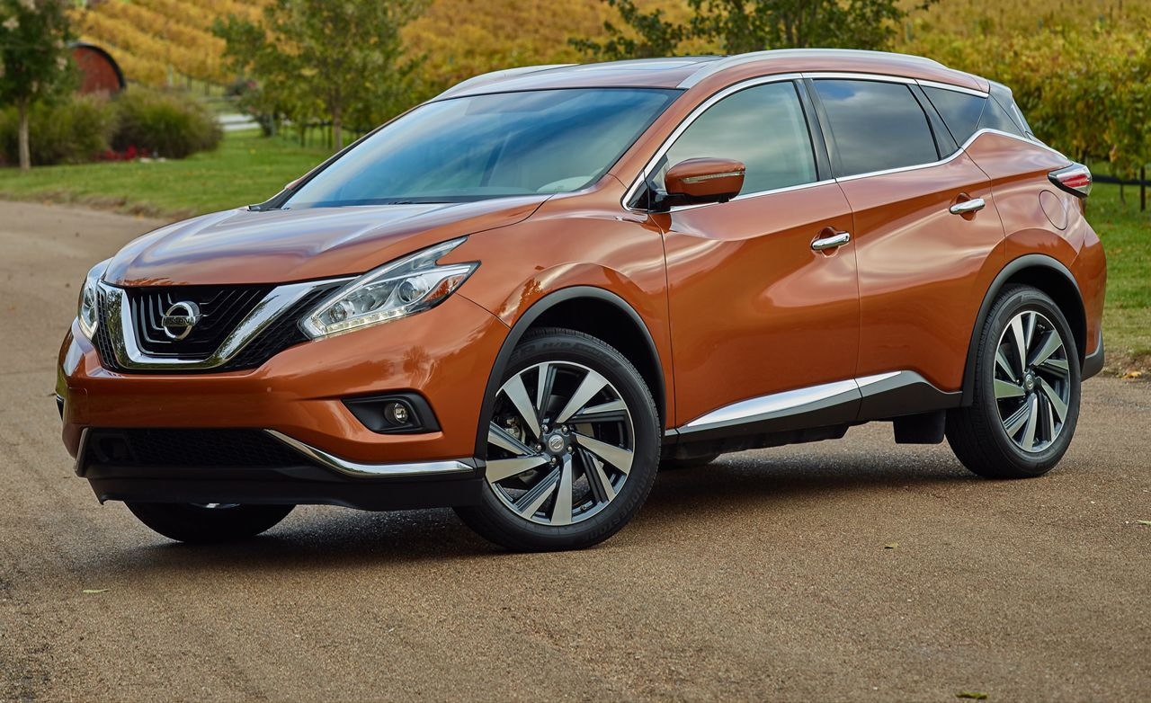 2020 Nissan Murano Review, Pricing, and Specs Nissan