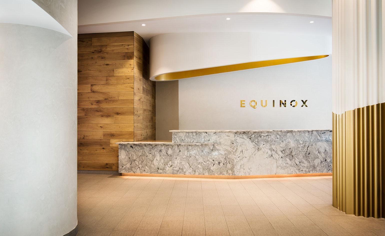 A Former Los Angeles Tv Studio Transforms Into Equinox S New