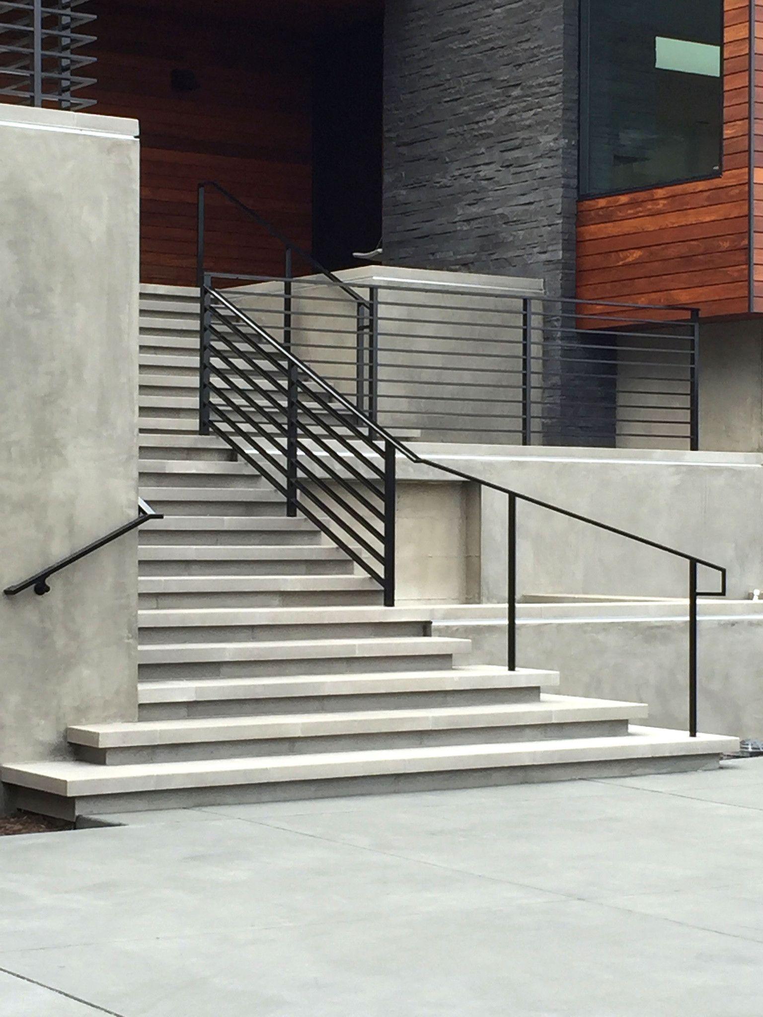 Aluminum Flat Bar - Deck Rail   van alen   Pinterest