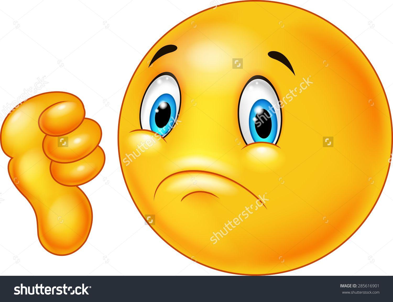 Cartoon dislike smile emoticon | dantukai | Pinterest ...