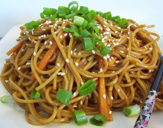 Image result for cold sesame noodles