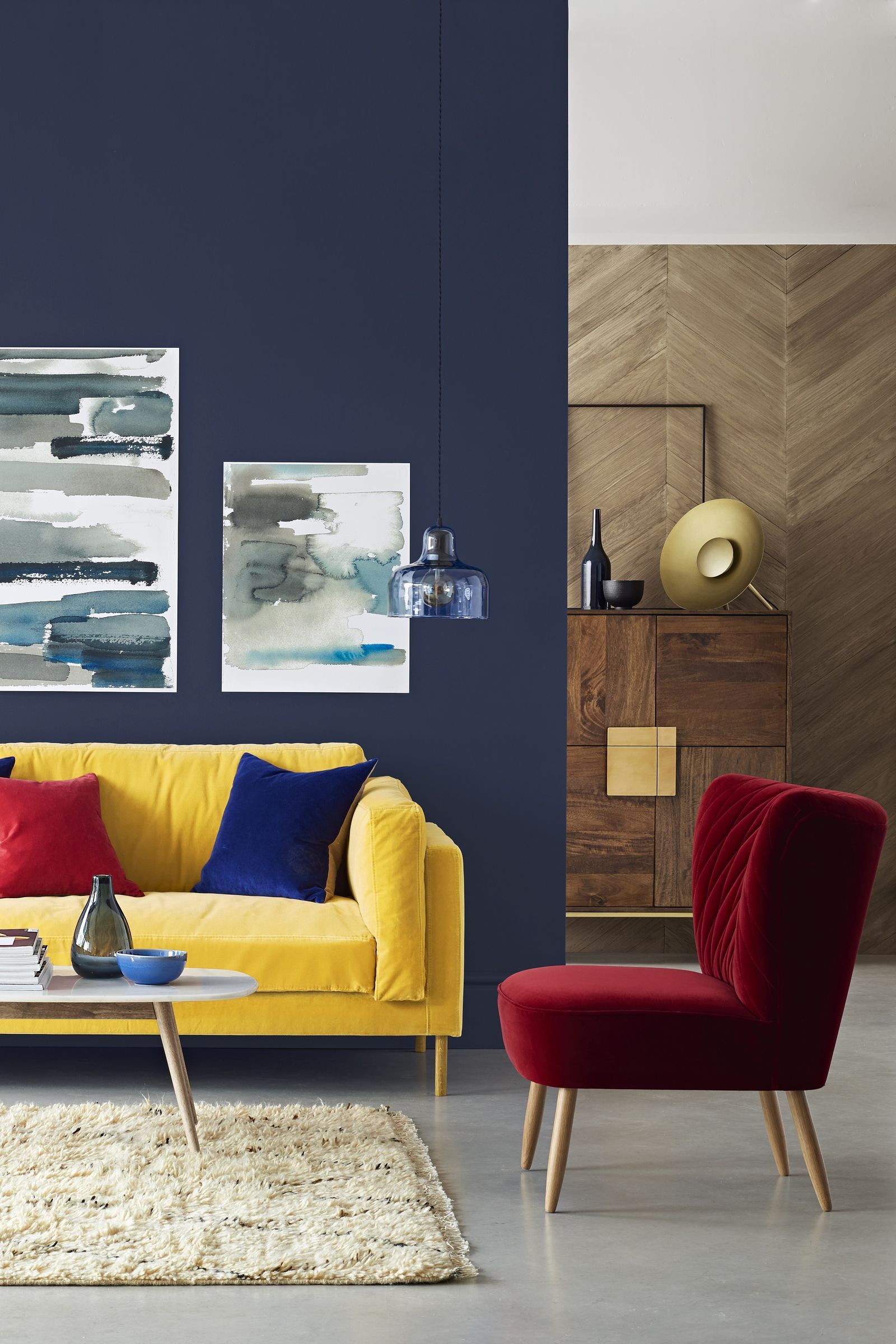 Yellow Furniture Is Trending Right Now 2019 Remodel Ideas