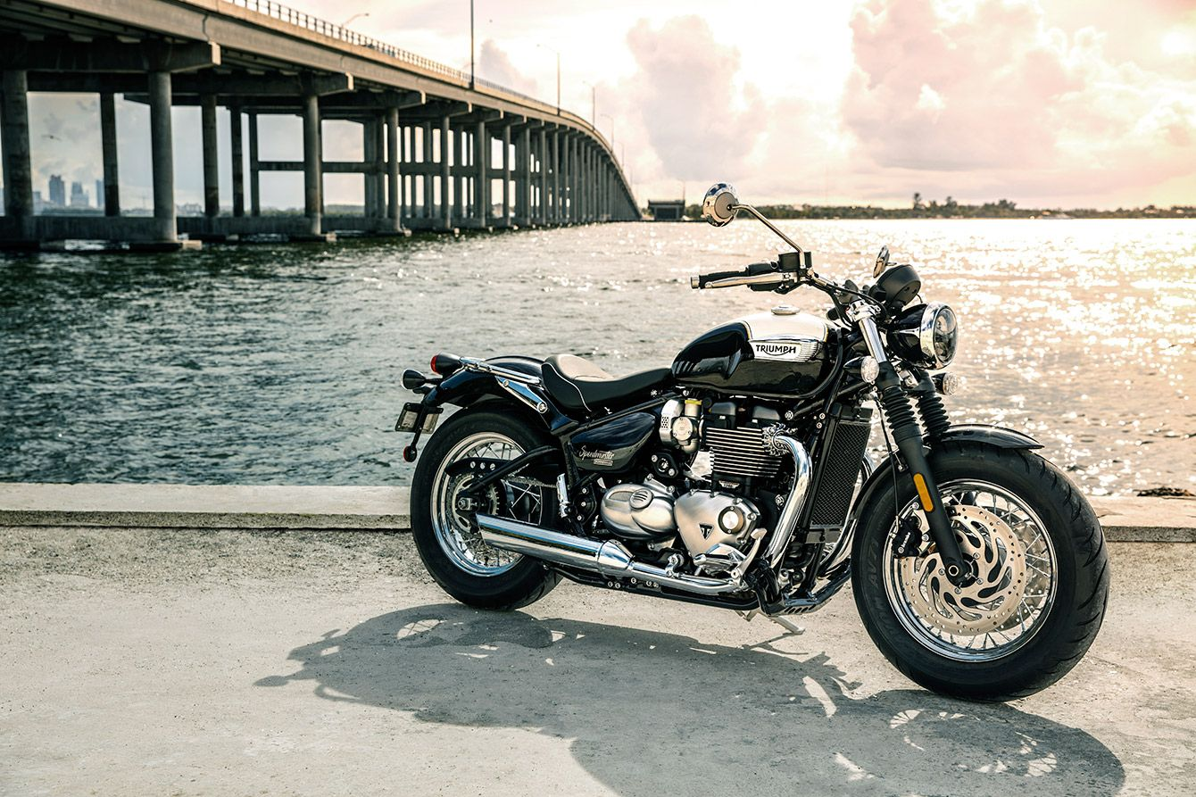 Create Your Own Adventure This Summer On A New Triumph Motorcycle
