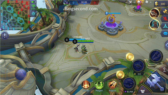 Drone View Mlbb In 2020 Mobile Legends Legend Drone