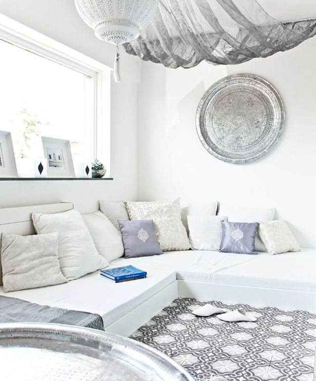 Du sud au Nord : le plateau marocain | Deco | Pinterest | Room ...