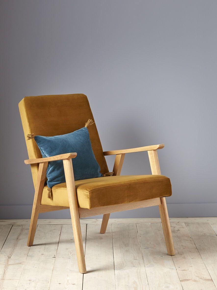 Shopping list 15 petits fauteuils chics et pas chers