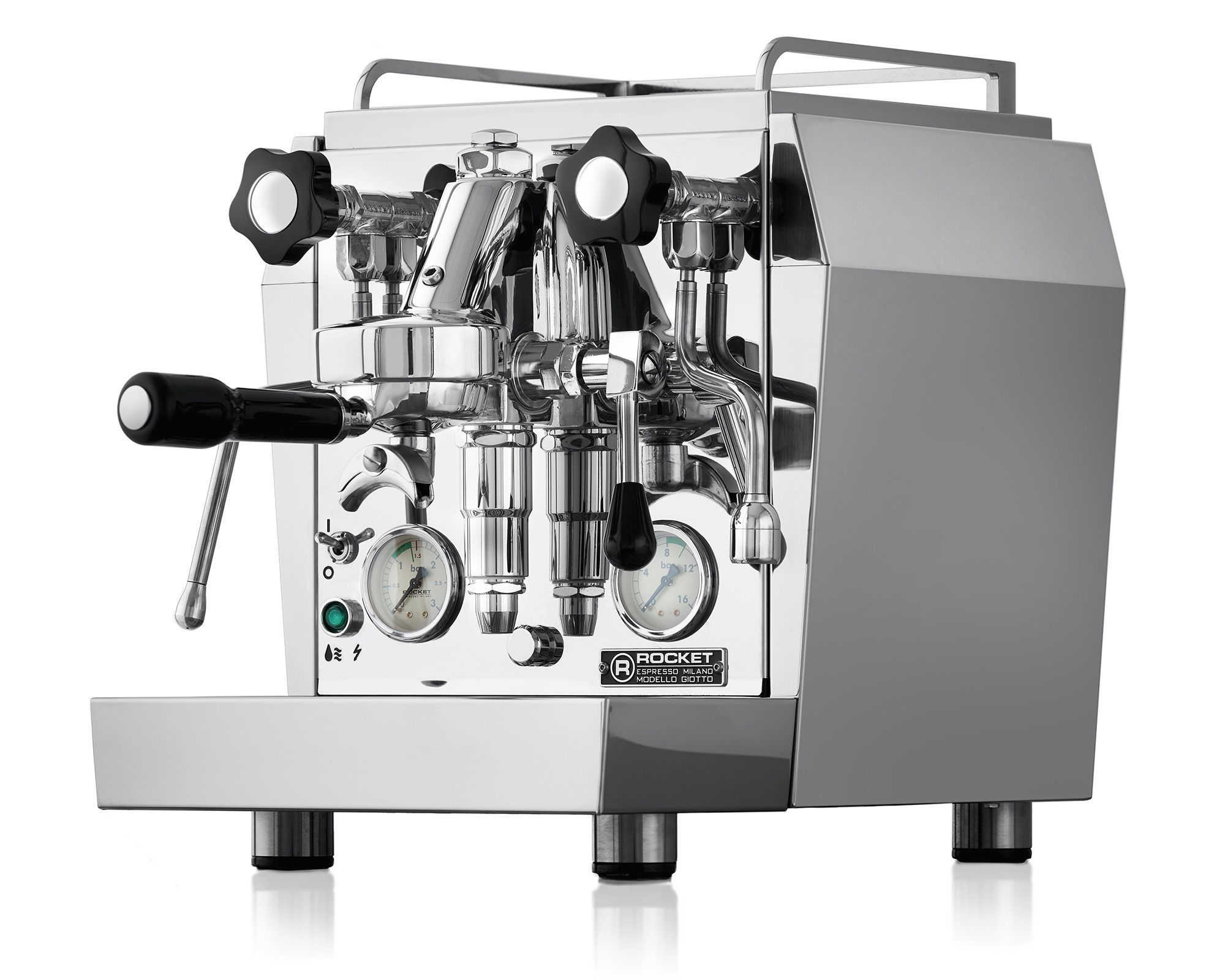 Perfect The Rocket Espresso Giotto Premium Plus Is Design, Beauty And Performace  All At Once. Come Learn About This Handmade Espresso Machine Now. Nice Ideas