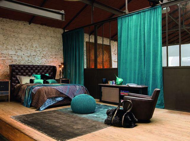 verri re int rieure la cloison transparente qui a tout pour plaire my loft under the sky. Black Bedroom Furniture Sets. Home Design Ideas