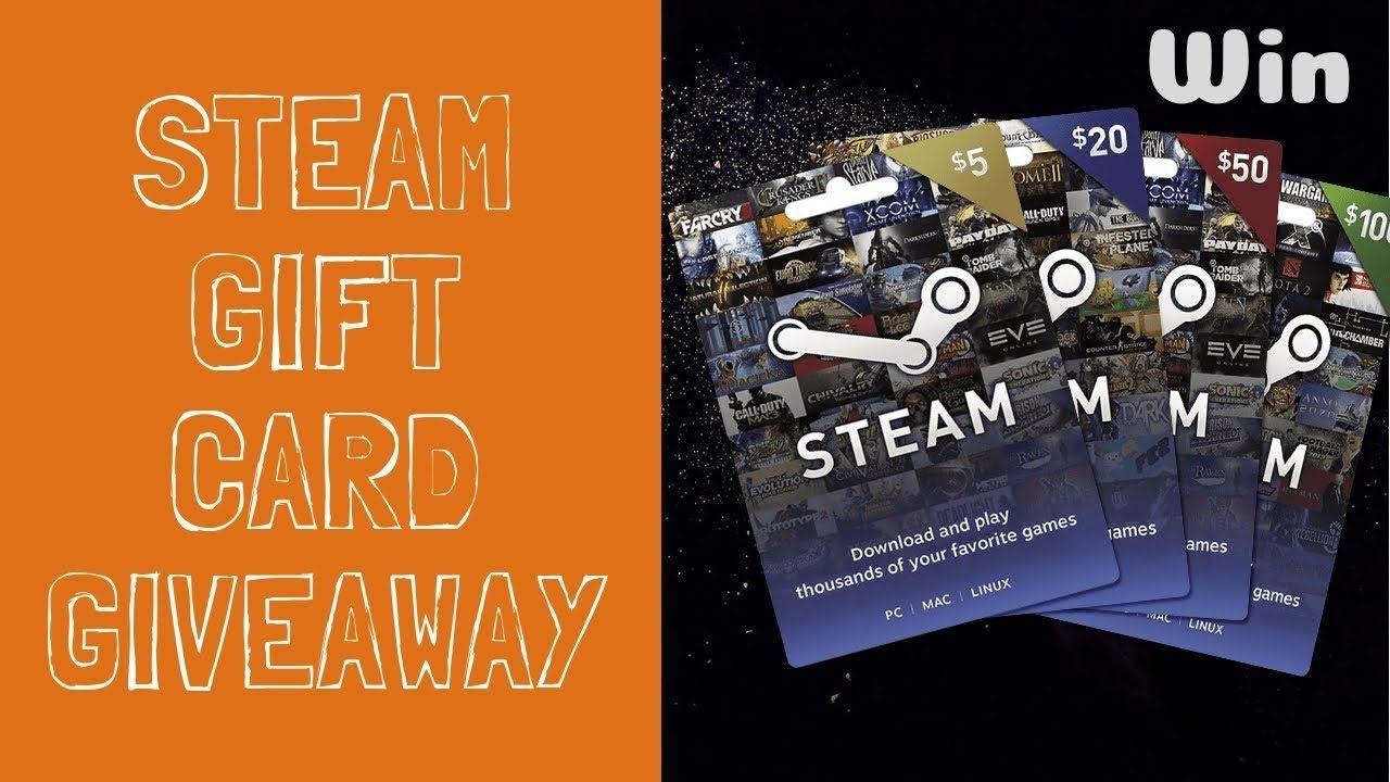 Free Steam Wallet Codes Gift Card Youtube Video In 2