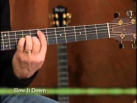 Paul Baloche Open Chords Part I 222 E Moving Up Entire Scale 6