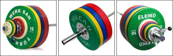 ae178d33679 Bumper Plates Sets For Crossfit   Weightlifting - Pricing Guide ...