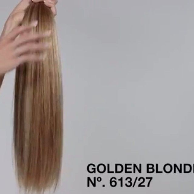 Golden Blonde Shade Of Cashmere Hair Clip In Extensions Order Here