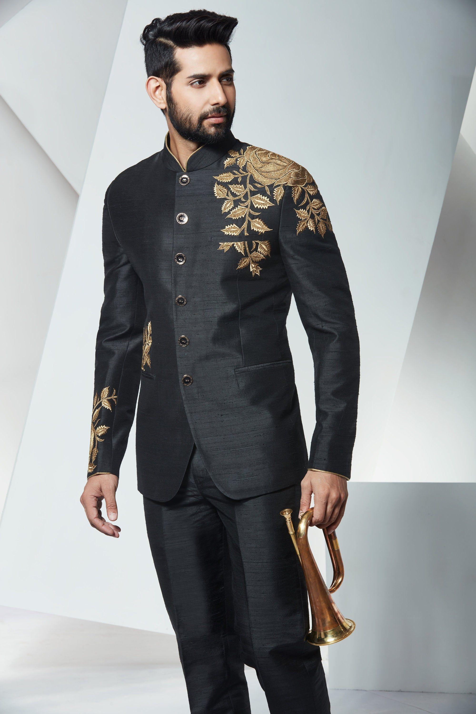 Indian Jodhpuri Suit By Parivar On Etsy Designer Suits For Men