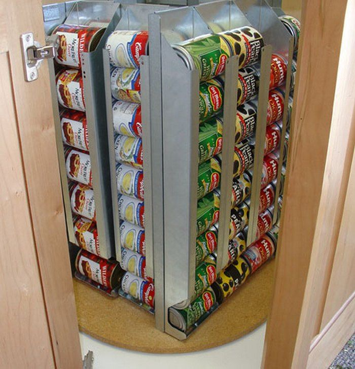 How To Build A Simple Canned Food Dispenser The Owner Builder Network