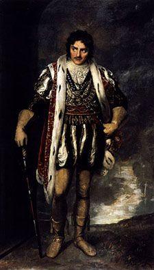 Edmund Kean As Richard Iii Richard Iii V Iii 1814