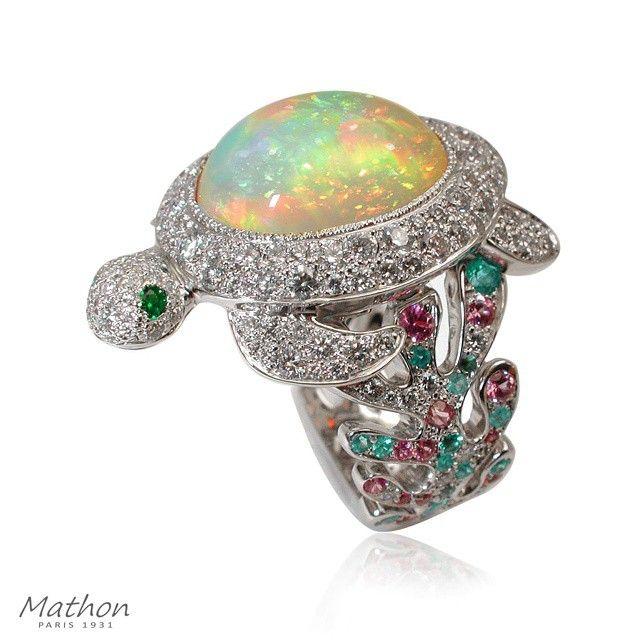 seaturttle math fredericmane paris designer jewellery