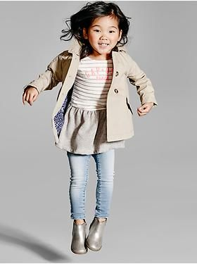 5f46e4d98 Baby Clothing: Toddler Girl Clothing: featured outfits her new arrivals |  Gap