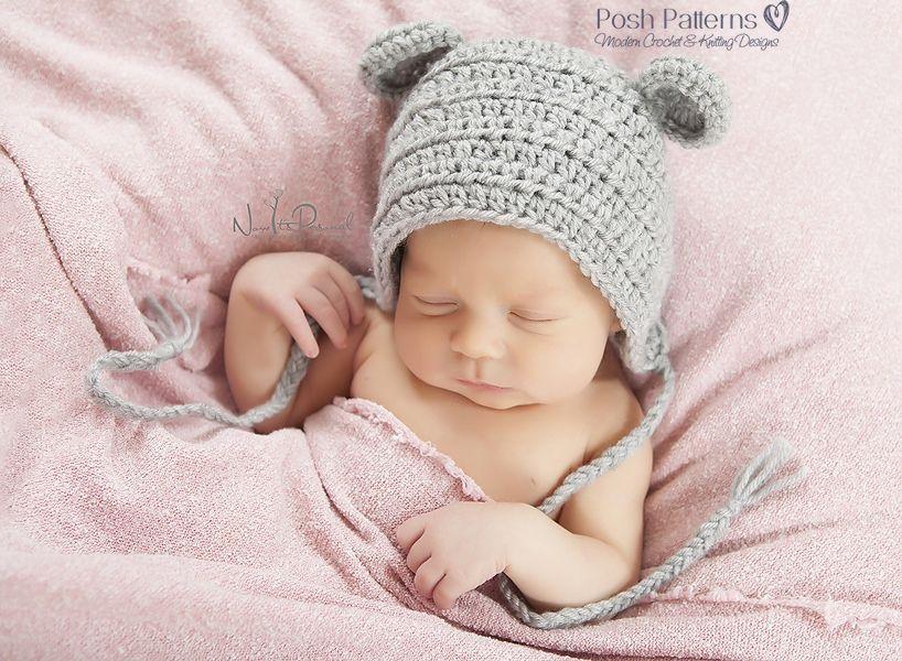 Crochet pattern crochet mouse baby bonnet pattern baby mouse crochet pattern crochet mouse baby bonnet pattern dt1010fo