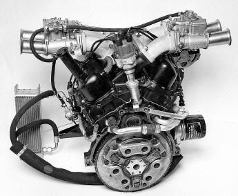 Saab 96 V4 Rally Engine Gearbox Rcfs