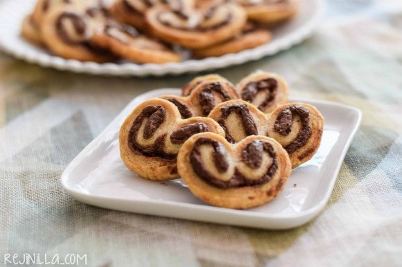Orejitas de Nutella - REJINILLA REJINILLA