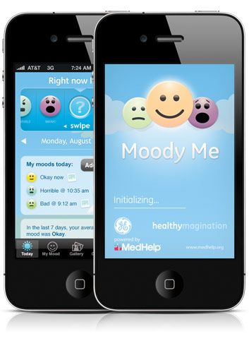Have more happy days! Track your mood with the Moody Me mood tracker app to find out what makes you feel good.
