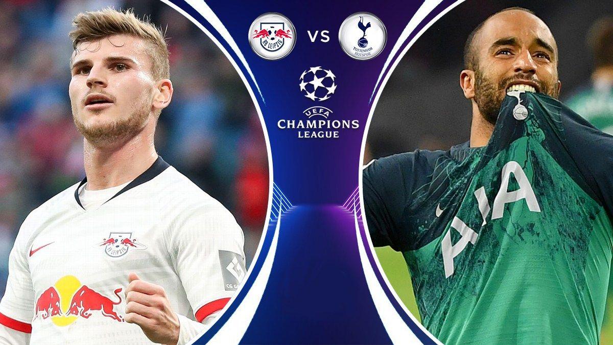 Rb Leipzig X Tottenham Veja Como Assistir A Partida Pela Liga Dos