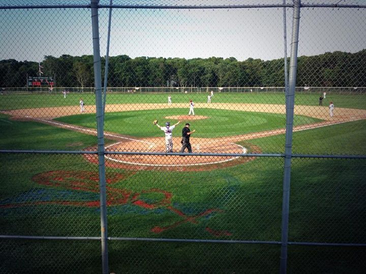 Red Wilson Field In Yarmouth Dennis Massachusetts Home To The Yarmouth Dennis Red Sox Of The Cape Cod League Co Baseball Stadium Yarmouth College Baseball