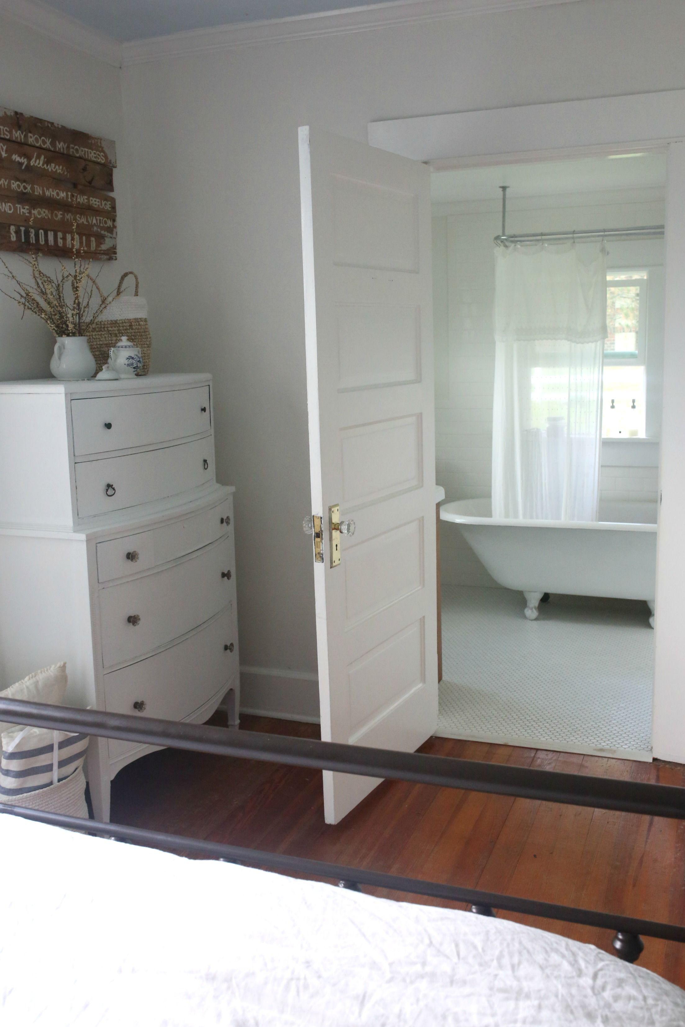 Linen White Chalk Paint Dresser Farmhouse Style