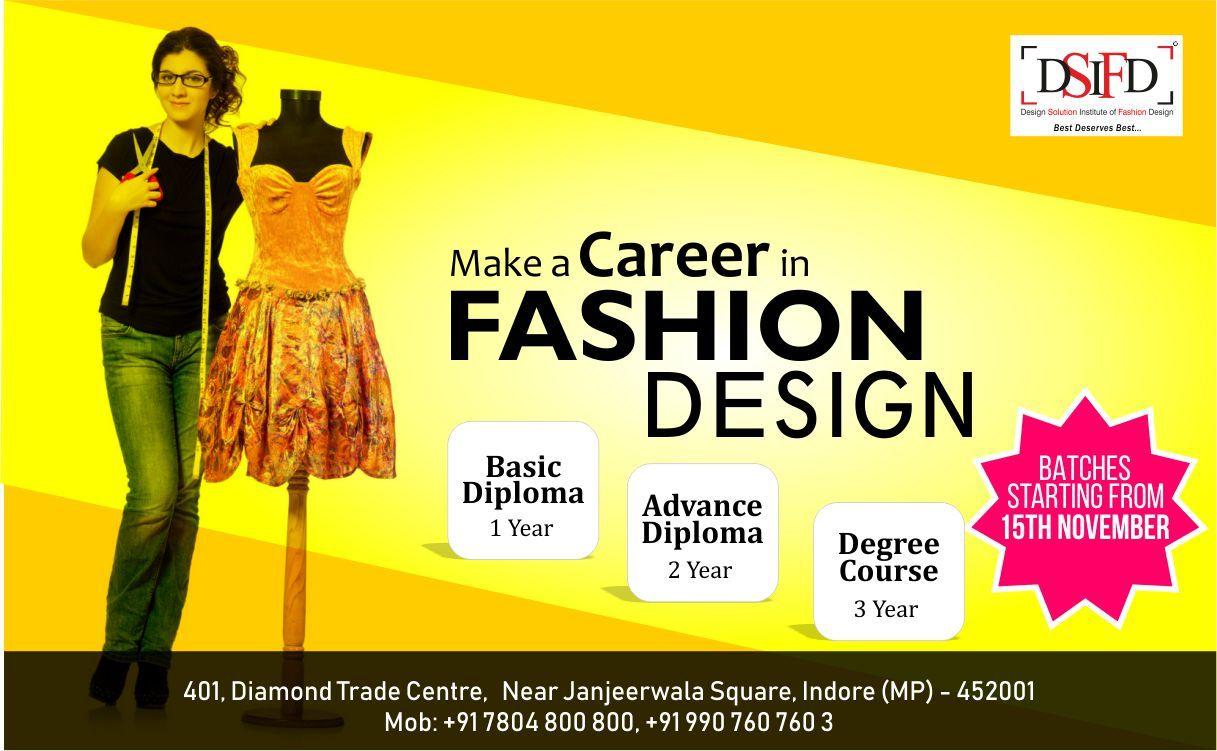 Design Solution Institute Of Fashion Designing In India Career In Fashion Designing Fashion Designing Colleges Fashion Design