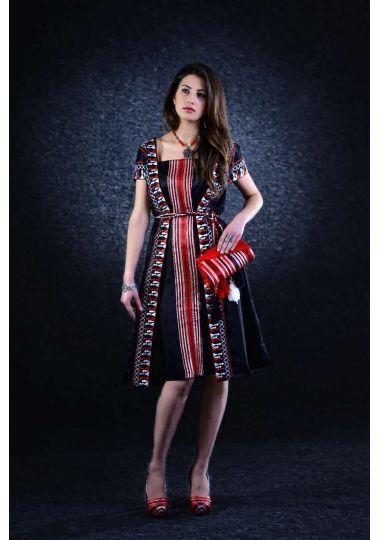 robe kabyle moderne 2016 mode femme dress. Black Bedroom Furniture Sets. Home Design Ideas