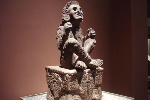 Dios Mexica  Museo de Antropologia e Historia