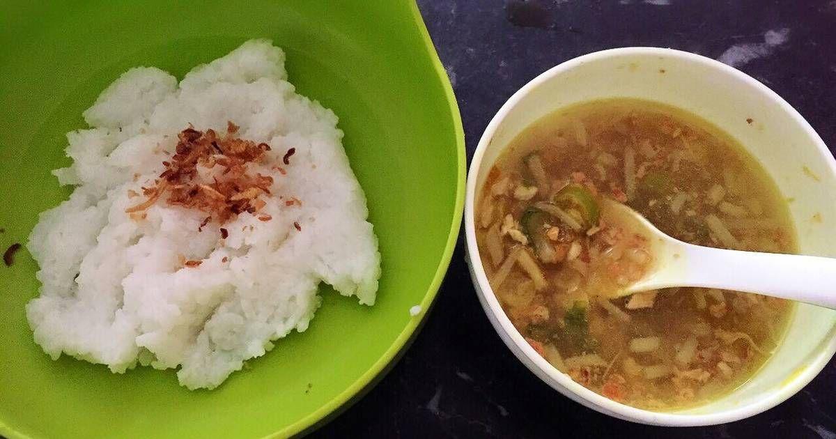 Resep Soto Ayam Mpasi Oleh Vhee Martha Resep Resep Masakan Resep Masakan