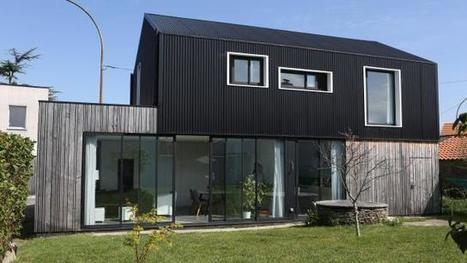 Inspiration Une petite maison bois en ville Mon Habitat Vert