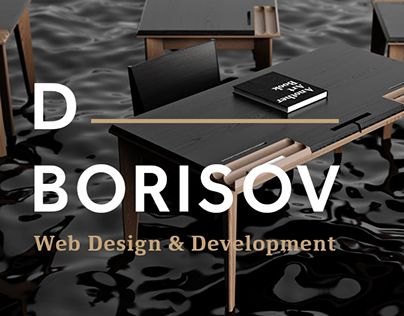 Dmitry Borisov on Behance