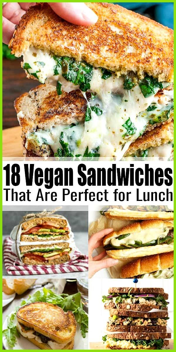 If you're looking for vegan sandwiches, this is the right place for you! We have… #Fitness food desi...