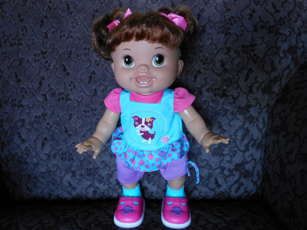 2011 Hasbro Baby Alive Baby Wanna Walk Check Out The Video On My Youtube Channel Http Www Youtube Com User Christmaseveryday1 Baby Alive Baby Dolls Baby