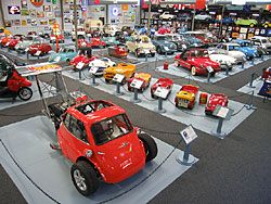 Micro Car Museum In Madison Ga Attractions Pinterest Car