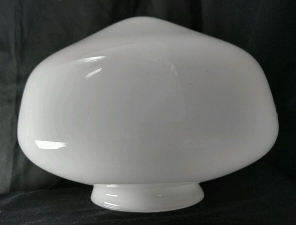 White Glass Shade Globe Outdoor Lighting Replacement For Ceiling Fan Lamp Fan Lamp Ceiling Fan White Glass