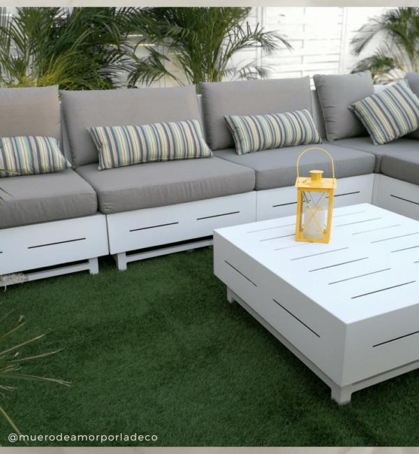 Qué Muebles De Jardín Elegir Consejos A Tener En Cuenta