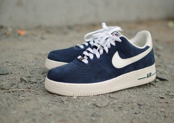 nike air force 1 low blazer blue