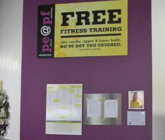 Planet Fitness Proud Home Of The Judgement Free Zone Planet Fitness Workout Planet Fitness Gym Gym
