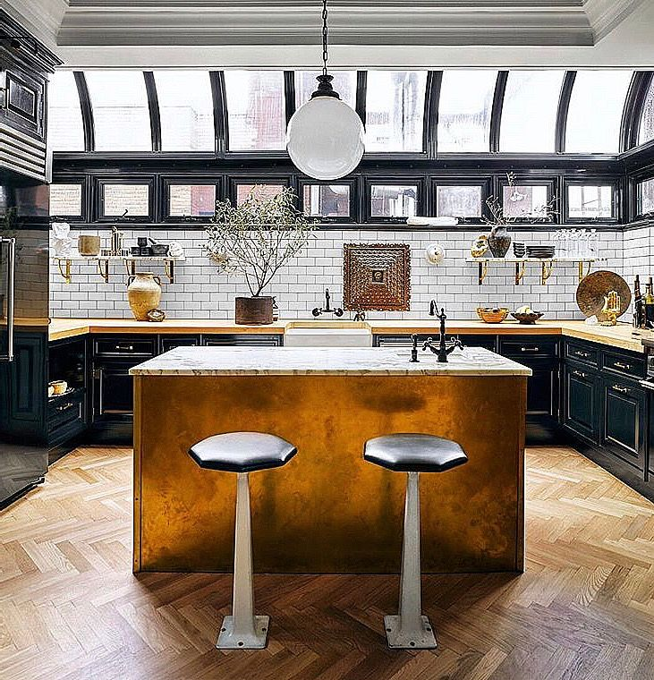 Manhattan Apartment Kitchen Design: Pin By Beth Keim Lucy And Company On Kitchen Inspiration In 2019